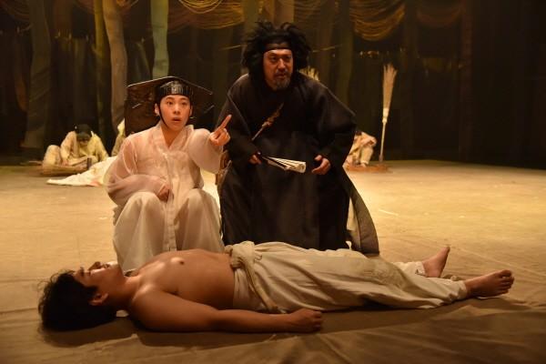 '템페스트' 공연사진. 사진=서울남산국악당 제공