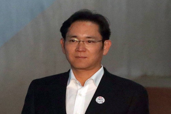 Vice-Chairman Lee Jae-yong