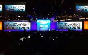 20주년 맞는 3D 설계 사용자 컨퍼런스 '솔리드웍스 월드 2018' 개막