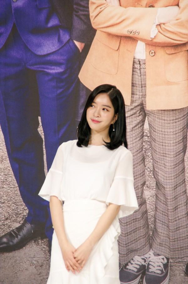 6일 서울 영등포구 타임스퀘어 아모리스홀에서는 오는 12일 오전 9시 방송될 KBS2 TV소설 '파도야파도야' 제작발표회가 개최됐다. 걸그룹 달샤벳 출신 배우로 첫 주연을 맡은 조아영이 포토타임에 응하고 있다. (사진=박동선 기자)