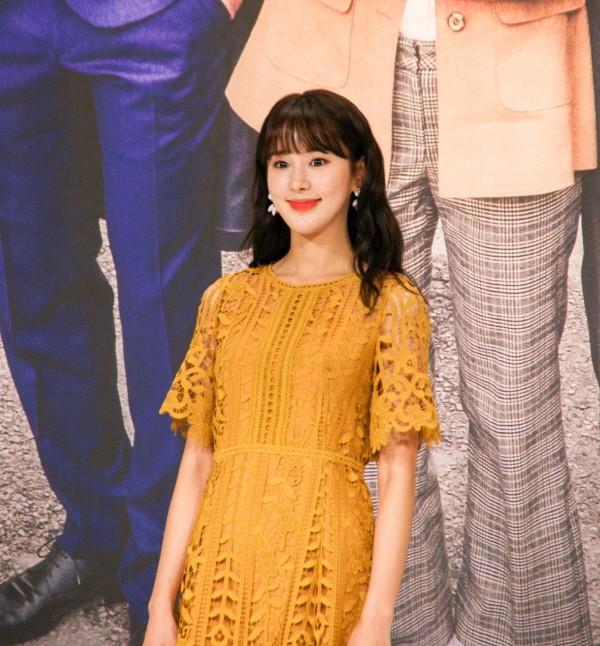 6일 서울 영등포구 타임스퀘어 아모리스홀에서는 오는 12일 오전 9시 방송될 KBS2 TV소설 '파도야파도야' 제작발표회가 개최됐다. 배우 노행하가 포토타임에 응하고 있다. (사진=박동선 기자)