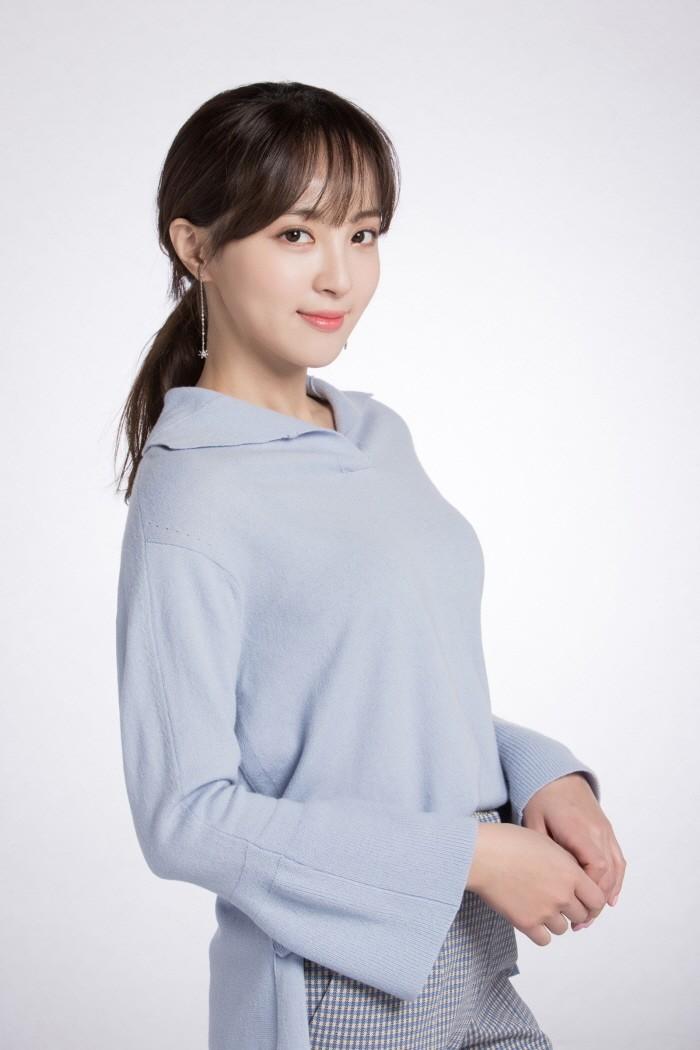 최근 서울 명동 소재 카페 'FNC WOW'에서 배우 정혜성과 SBS 월화드라마 '의문의 일승' 종영 인터뷰를 가졌다. (사진=FNC엔터테인먼트 제공)