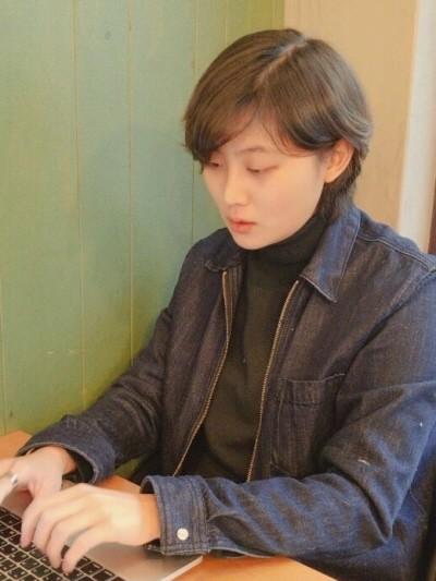 '무영' 김주연 감독. 사진=2018 한예종 영상원 영화과 졸업영화제 제공