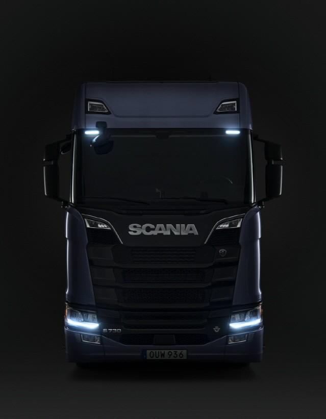 차세대 프리미엄 트럭, '올 뉴 스카니아', 아시아 최초로 선보여
