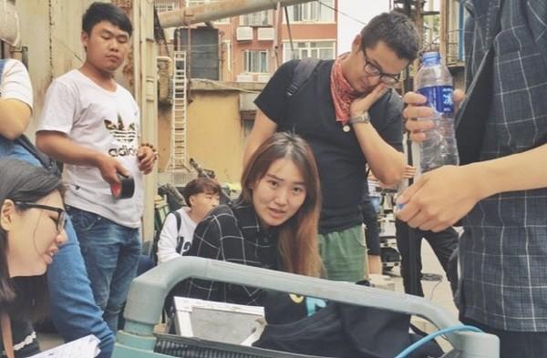 '만두' 민소정 감독. 사진=2018 한예종 영상원 영화과 졸업영화제 제공