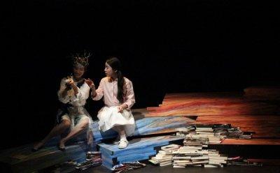[ET-ENT 연극] 2018 산울림 고전극장(2) '소네트' 아름다운 시가 대사와 노래로 변주된, 연극과 음악극의 만남