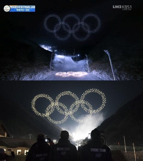 사진=KBS 방송캡처, 인텔 제공
