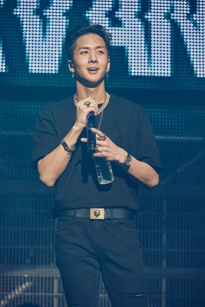 11일 서울 광진구 예스24 라이브홀에서는 빅스 라비의 솔로콘서트 'RAVI 2nd REAL-LIVE 'NIRVANA' 솔로 콘서트 2일차가 개최됐다. (사진=젤리피쉬엔터테인먼트 제공)