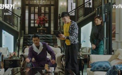 [ET-ENT 드라마] '화유기'(11) 언제까지 어떤 모습으로 살 것인지 선택할 수 있다면?
