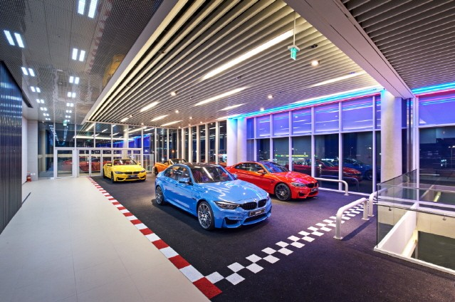 BMW, 자유로에 고성능 브랜드 M 특화 전시장 첫 오픈