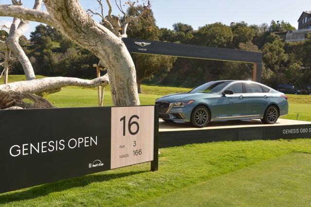 美 PGA 투어 '2018 제네시스 오픈' 개막