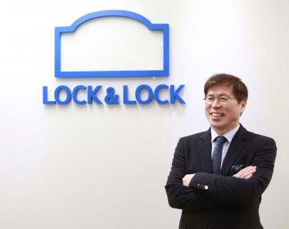 글로벌 생활용품 기업 '락앤락'은 창업주이자 공동대표를 맡고 있던 김준일 회장이 대표이사직을 사임했다고 14일 공시했다. 이에 따라 김성훈 대표(사진)의 단독 경영체제에 돌입했다. 사진=락앤락 제공
