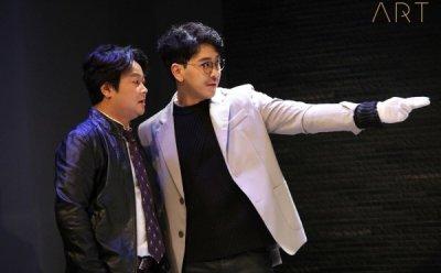 [ET-ENT 연극] '아트(ART)' 방백을 통한 적극적인 관객 설득, 프로이디안 슬립을 통한 내면의 난처한 표출