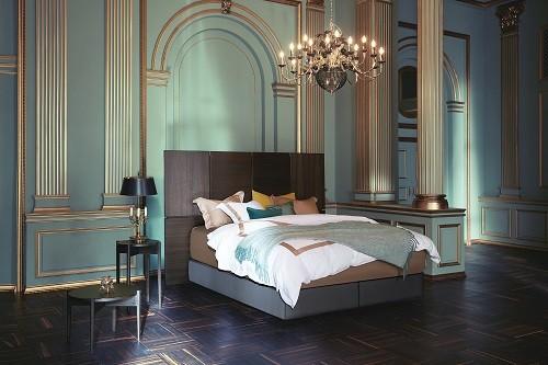 한국 시몬스 침대, 블랙 라벨 '뷰티레스트 블랙'…조닝·레이어링 기술의 콜라보