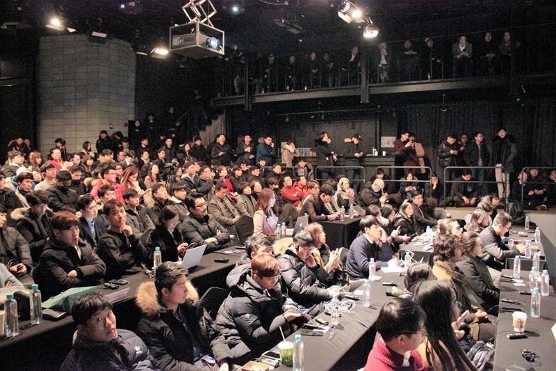 코인네스트의 블록체인 컨퍼런스 '캠업'