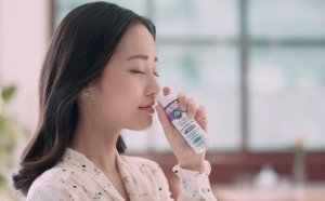 한독, 코 스프레이 '페스' TV광고 선봬