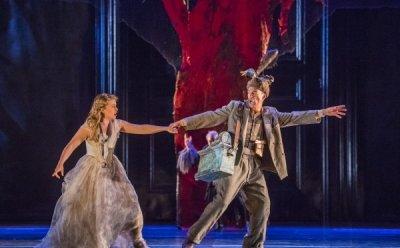 [ET-ENT 오페라] 로열오페라하우스 공연실황② '마술피리' 연극배우 이상의 연기력을 보여준 로데리크 윌리암스