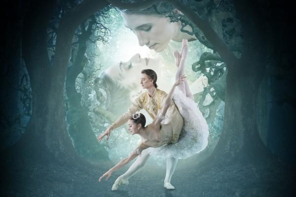 '잠자는 숲 속의 미녀' 공연사진. 사진=ROH - Johan Persson 제공