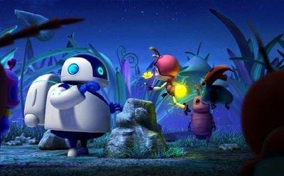 [ET-ENT 영화] '반딧불이 딘딘' 중국 3D 애니메이션의 기술력이 돋보인 에듀메이션