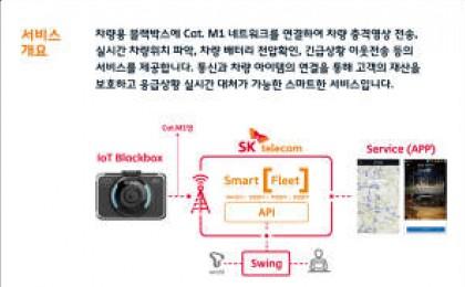 SK텔레콤, IoT 포트폴리오 완성···'LTE Cat.M1' 전국망 4월 상용화