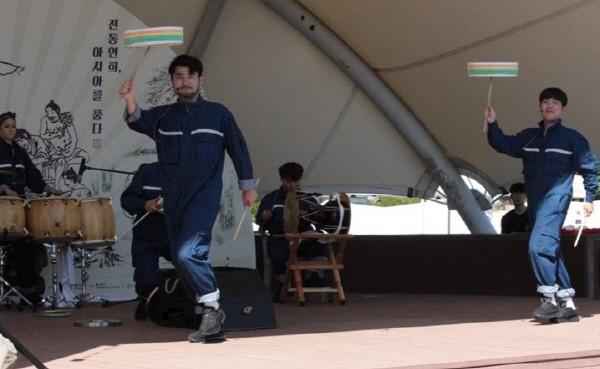 '손 없는 날'. 사진=남산골한옥마을 서울남산국악당 제공