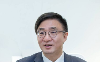 """김영기 사장 """"5G 시장 점유율 20% 목표"""""""