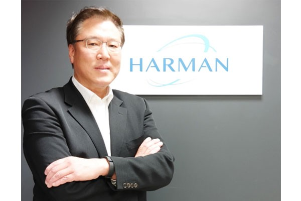 하만 인터내셔널 코리아 총괄 대표 '제임스 박(James Park)'