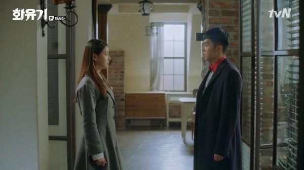 '화유기' 스틸사진. 사진=tvN 방송 캡처