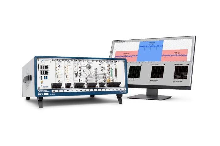 NI 3GPP 15 5G NR(New Radio) 규격에 부합하는 Sub-6GHz 5G 테스트 레퍼런스 솔루션