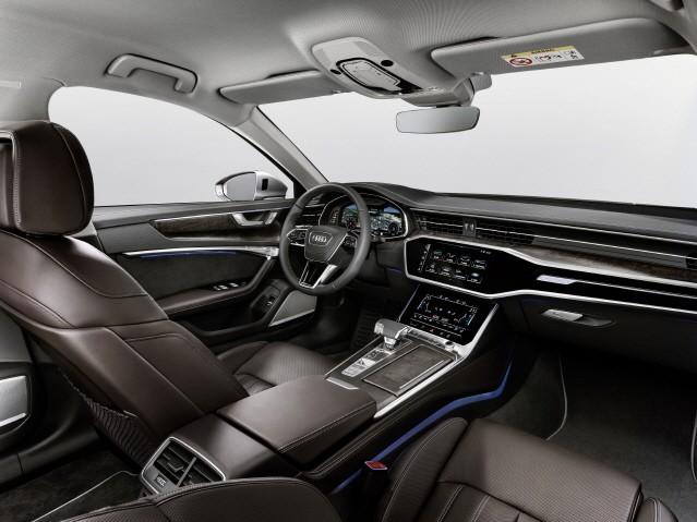 [제네바 모터쇼] 아우디, 신형 A6·e-트론 프로토타입 공개