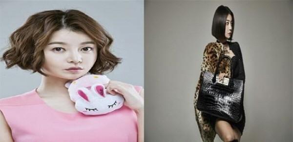 '고양이 같은 그녀' 김하정의 귀여움과 섹시한 매력을 다양하게 표현가능한 모습의 사진이다. 사진=웰메이드 코리아 제공