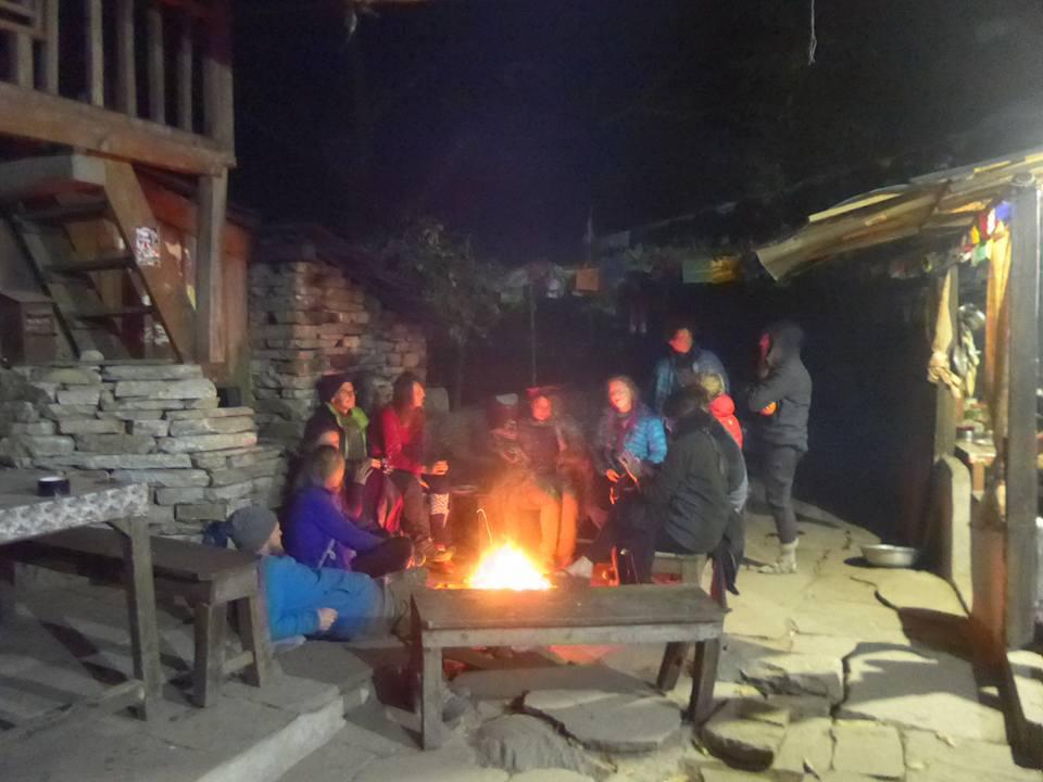 [허여사의 여행일기 히말라야편 Day-18] 마나슬루 트레킹(15)