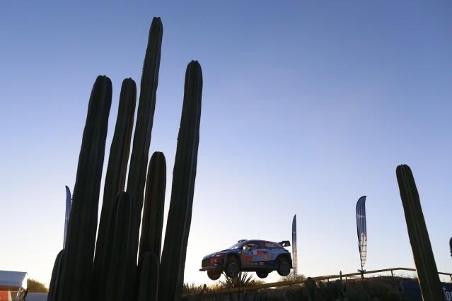 현대차, WRC 멕시코 랠리서 제조사 부문 1위 올라