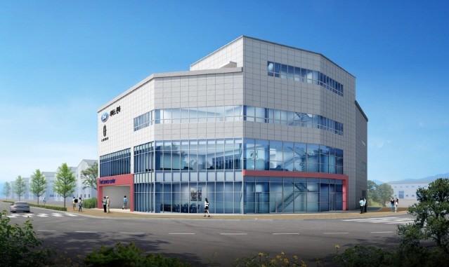 포드·링컨, 인천 중부 서비스센터 확장 이전 오픈