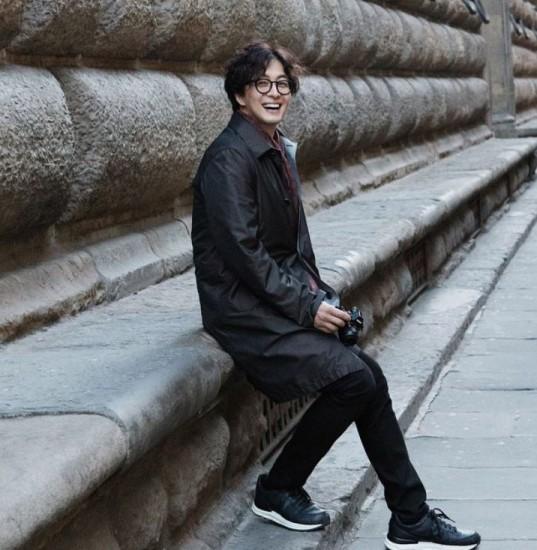 사진=배우 배용준의 남다른 미래 계획에 새삼 관심이 쏠리고 있다.
