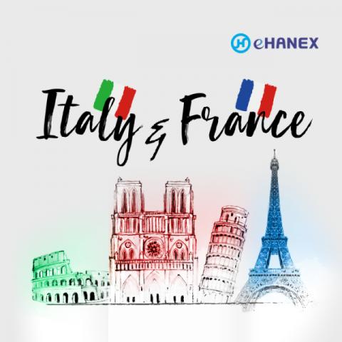 종합물류기업 '한진'의 해외 배송대행 서비스 브랜드인 이하넥스가 이탈리아와 프랑스 거점을 신설하면서 사업 영역을 대폭 확대했다. 사진=한진 제공