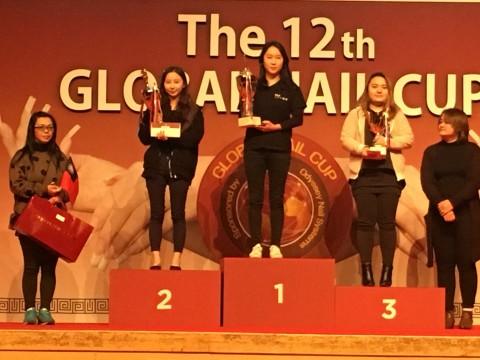 안양미용학원 '수빈아카데미' 소속 수강생들이 국제적인 미용 네일기술 경진대회인 '글로벌 네일 컵(GLOBAL NAIL CUP)'에서 다양한 수상자를 배출했다고 17일 밝혔다. 사진=수빈아카데미 제공