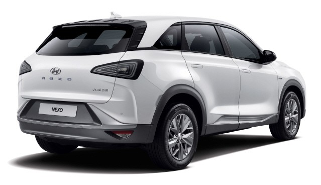 현대차, 넥쏘 예약판매 개시…6890~7220만원