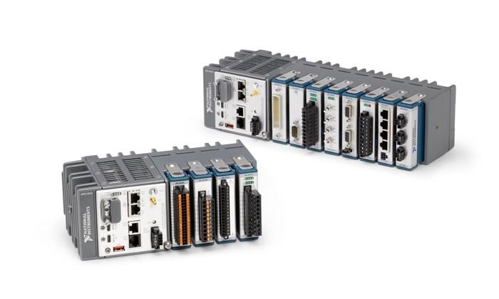 TSN 지원 이더넷 포트 및  NI-DAQmx 드라이버 탑재한 최신 CompactRIO 컨트롤러