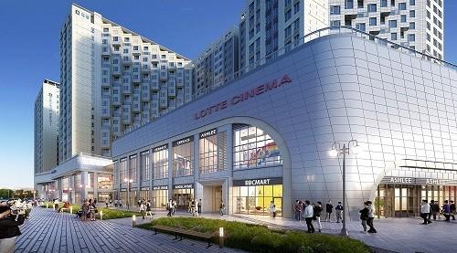 대방건설, 부산 명지 대방디엠시티 센텀오션 오피스텔 ·상업시설 분양 중