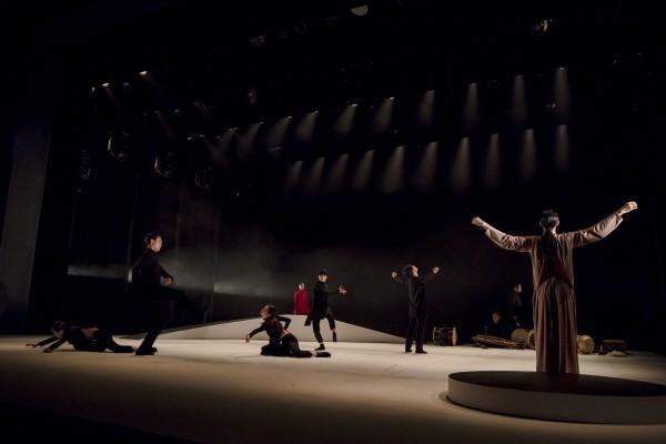 '넥스트 스텝' 중 '싱커페이션' 공연사진. 사진=국립극장 제공