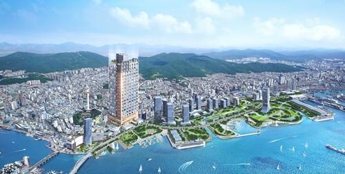 부산 북항재개발지역, '마리나베이 샌즈' '커넥트 부산 호텔' 들어선다