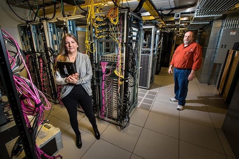 마이크로소프트는  게놈연구를 위한 클라우드 서비스를 발표했다.