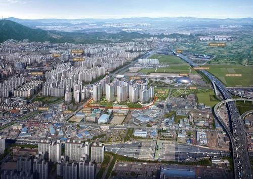 '계양 효성해링턴 플레이스' 4월 9일부터 계약 시작