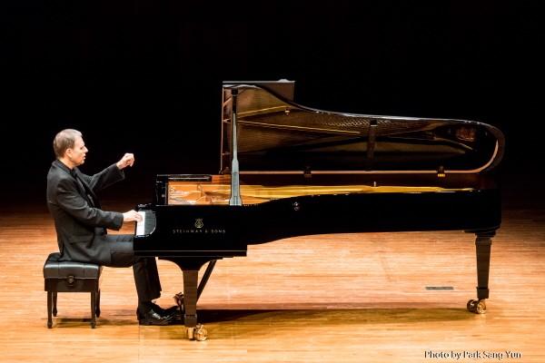 '케빈 케너 피아노 리사이틀' 공연사진. 사진=뮤직앤아트컴퍼니(Photo by Park Sang Yun) 제공