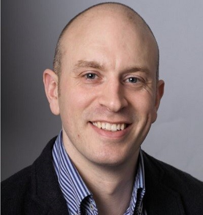 피터 페어허스트(Peter Fairhurst) 유블럭스 위치추적 제품 담당 수석