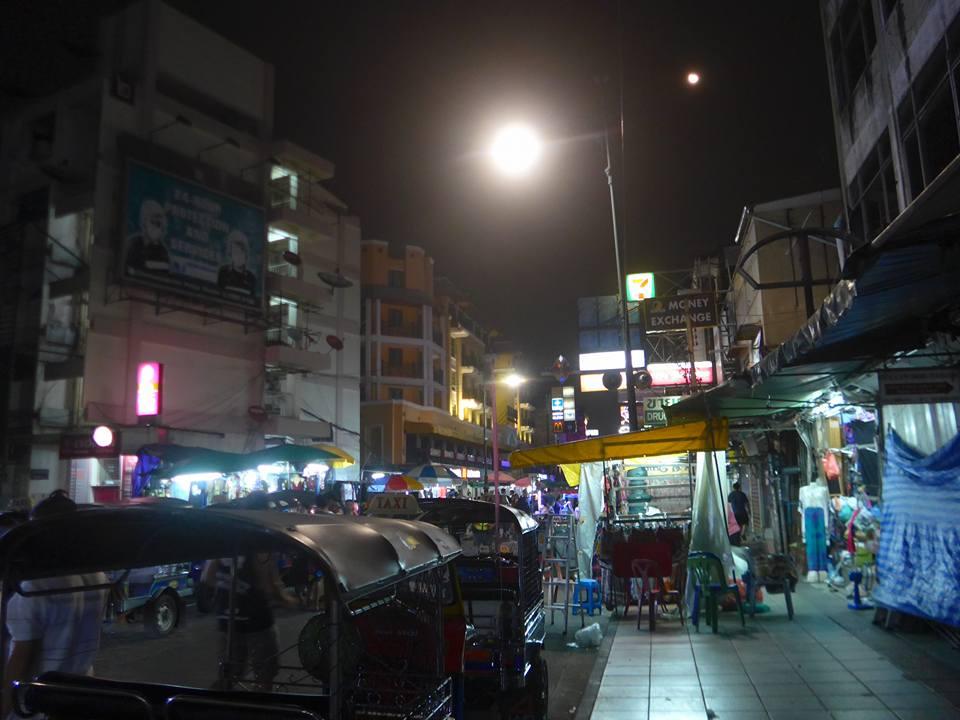 [허여사의 여행일기 태국편 Day-1] 카오산로드(1)