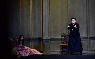 [ET-ENT 오페라] 국립오페라단 '마농'(3) 리비도적 자아와 반리비도적 자아의 대립과 갈등
