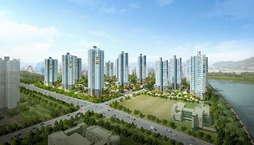 안산 생활권 내집마련의 기회, 송산그린시티 대방 노블랜드 잔여세대 분양중