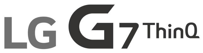 사진 = LG전자 'LG G7 ThinQ' 브랜드 로고